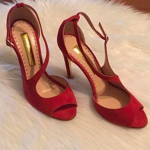 Rupert Sanderson red heels!